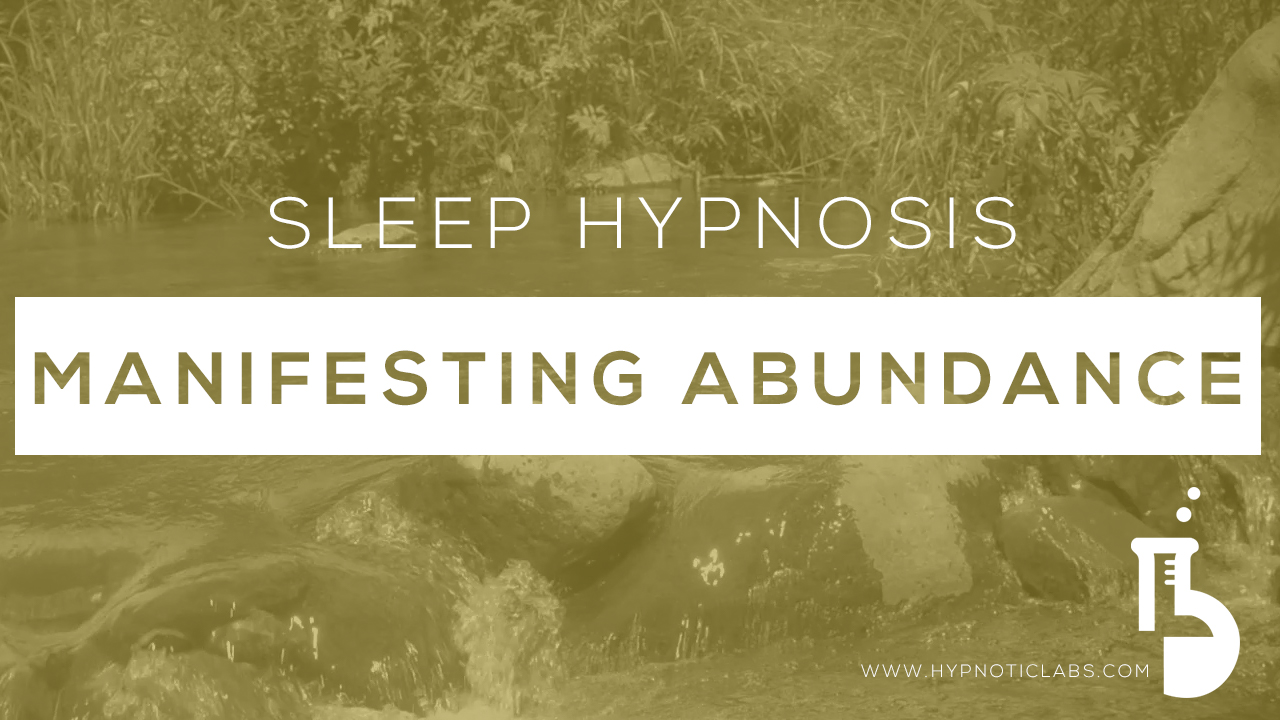 Sleep Hypnosis for Attracting Abundance and Removing Money Blocks (Lo-Fi  Style, Vintage)